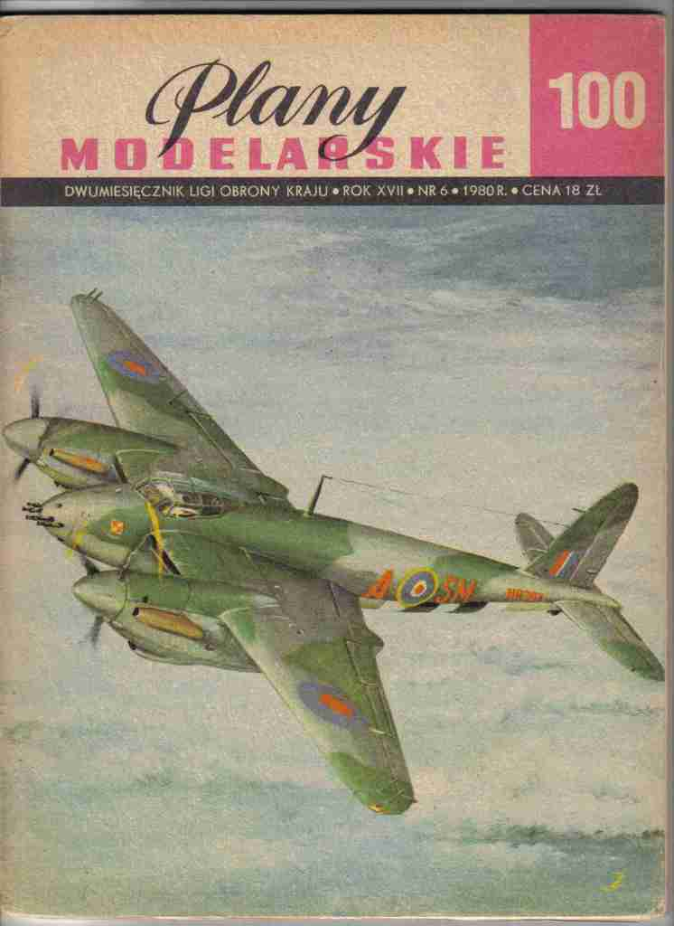 PM nr 100 MOSQUITO