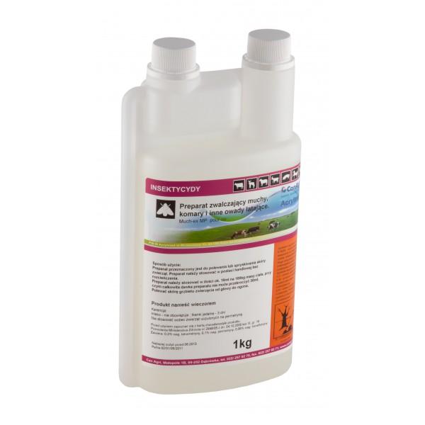 Muchex Mp Na Hmyz Zavlažovanie 1 kg Bezfarebný