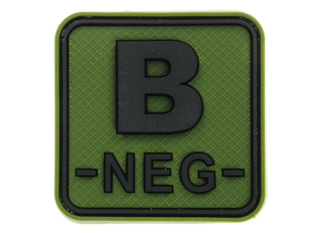 Stripe Blood Group JTG Forest B mínus / b-