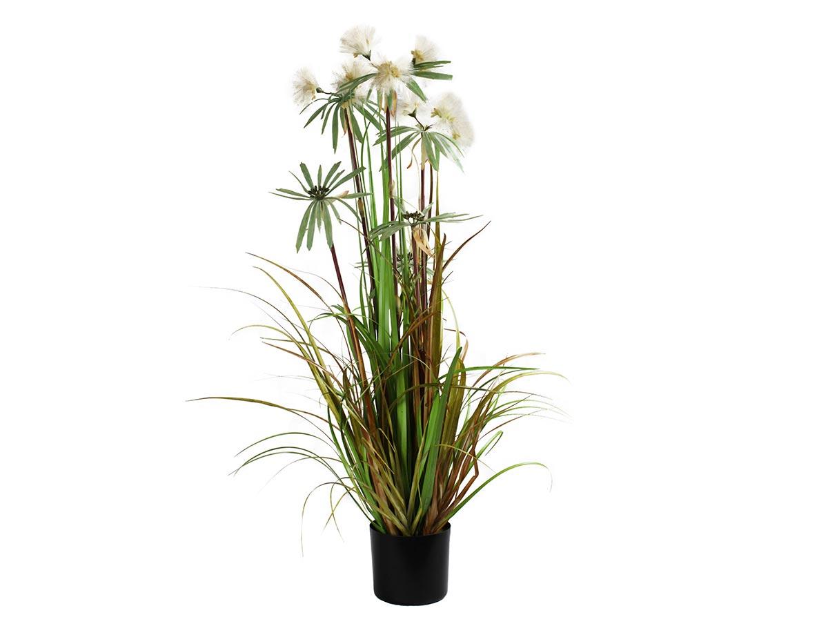 Umelé okrasné kvety Plume 120 cm-III Fejka bar