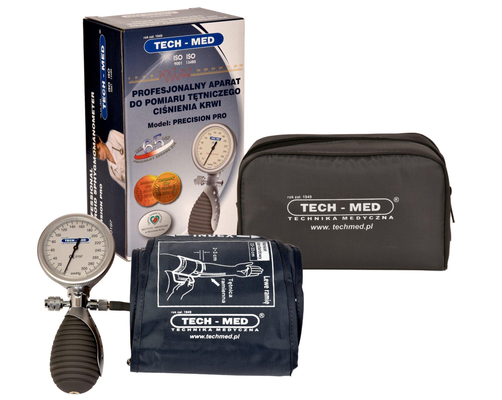 Precision Pro Tech-Med Hodiny Monitor