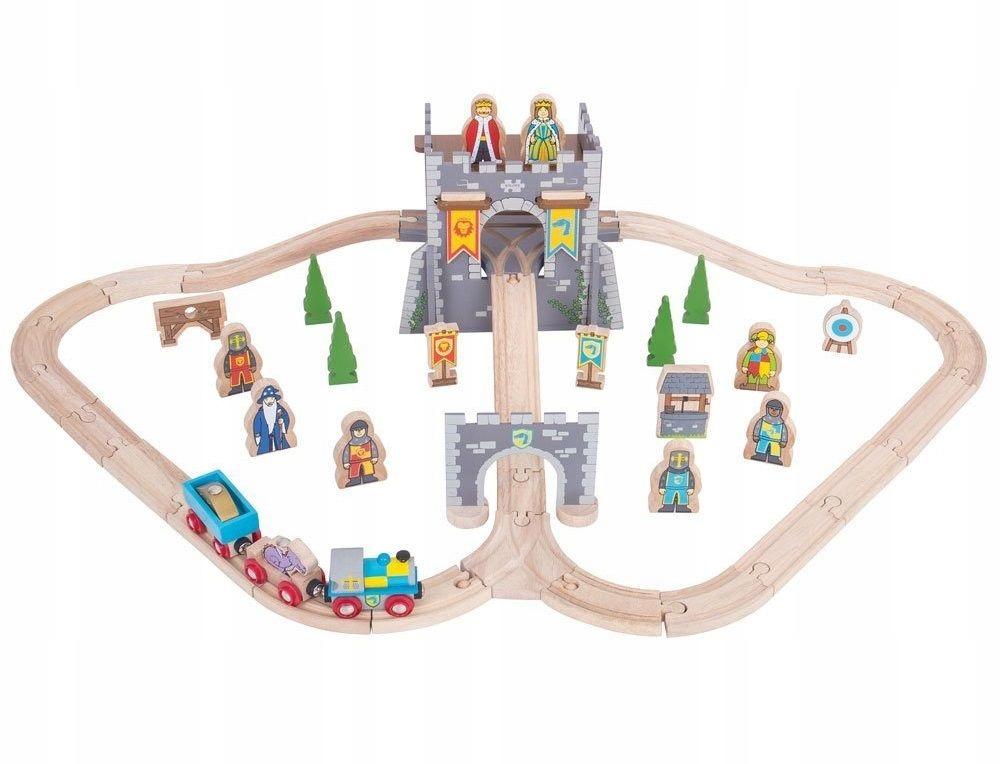 Zase Stredoveké nastavenie s hradom BJT067