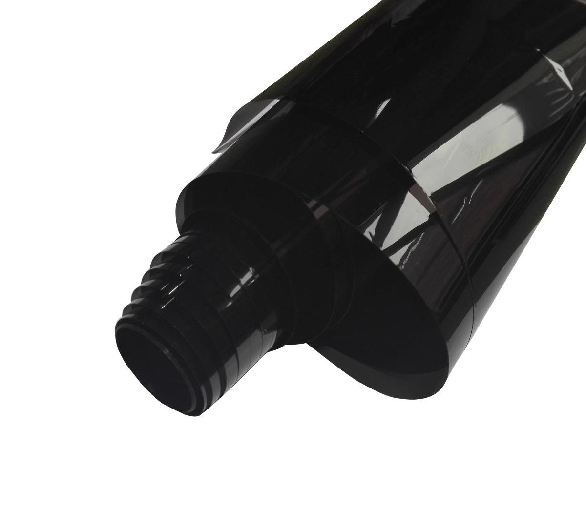 Fólia na okno na stmavnú čiernu 50x300