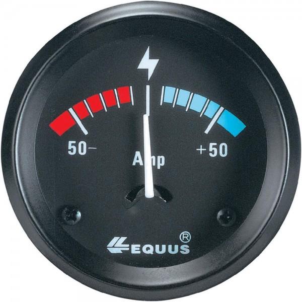 Амперметр автомобильного индикатора часов Equus USA