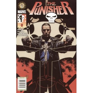 Punisher 6 komiks Mandragora