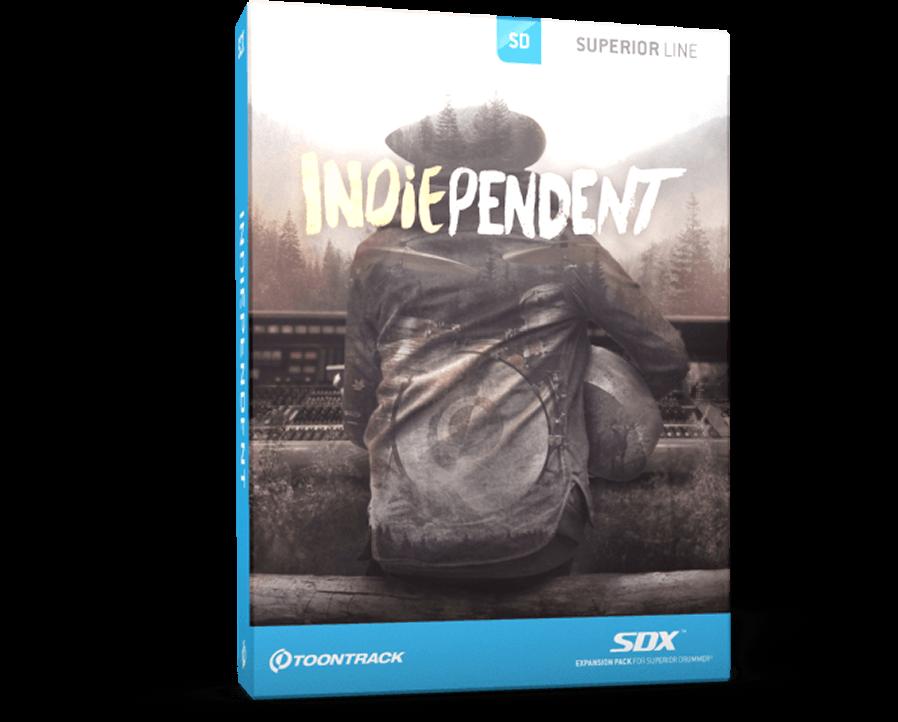 Купить TOONTRACK INDIEPENDENT SDX BIBLIOTEKA BRZMIEŃ на Otpravka - цены и фото - доставка из Польши и стран Европы в Украину.