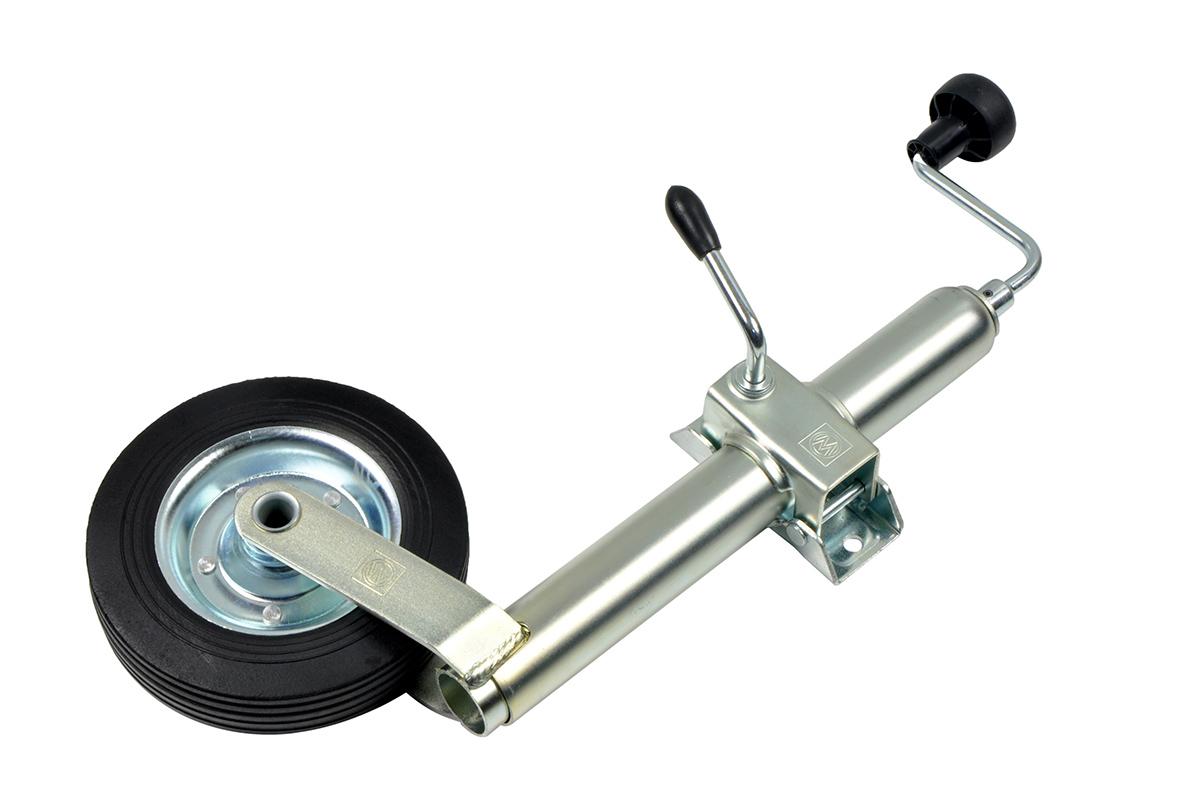 Маневренный опорное колесо с ручкой 200 кг