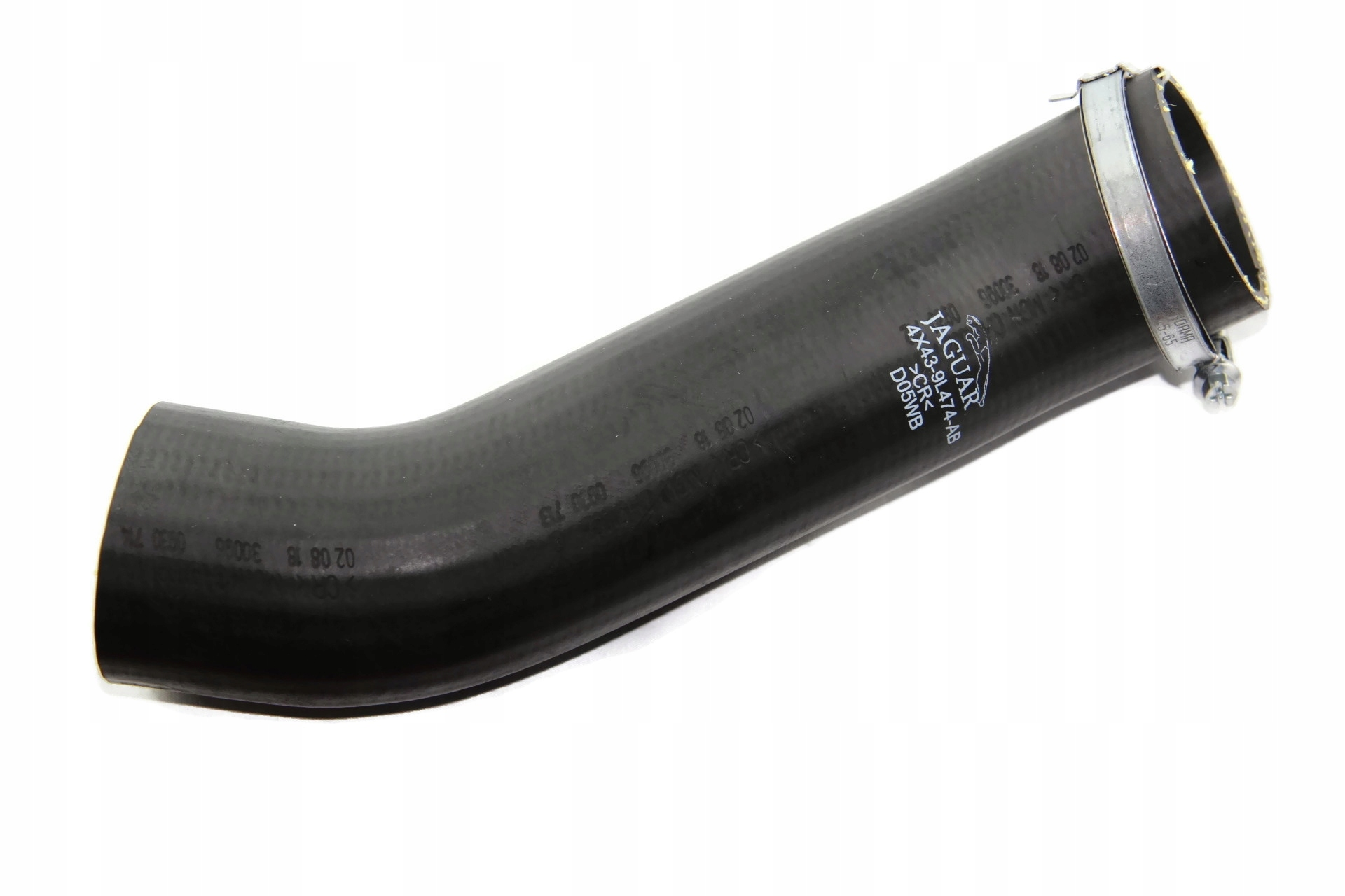 труба интеркулер права верхняя без dpf оригинал