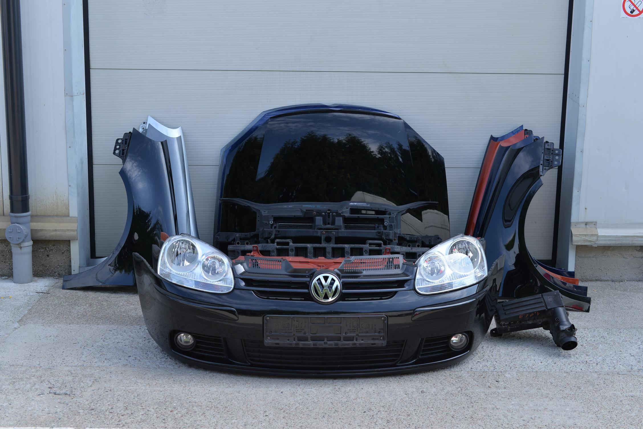 [КАПОТ ZDERZAK КРЫЛО PAS REFLEKTOR VW GOLF V 5 из Польши]изображение