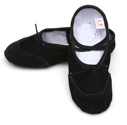 Baletki Balerinki doTańca Balet Kolory r 32 Czarne