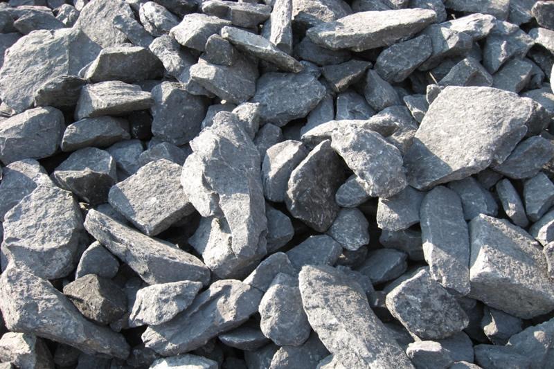 Kruszywo powęglowe kamień tłuczeń łupek czarny