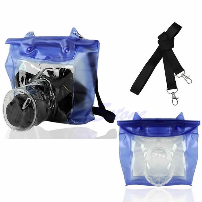 Item CASE WATERPROOF for NIKON D5000 D5200 D5100 D3400