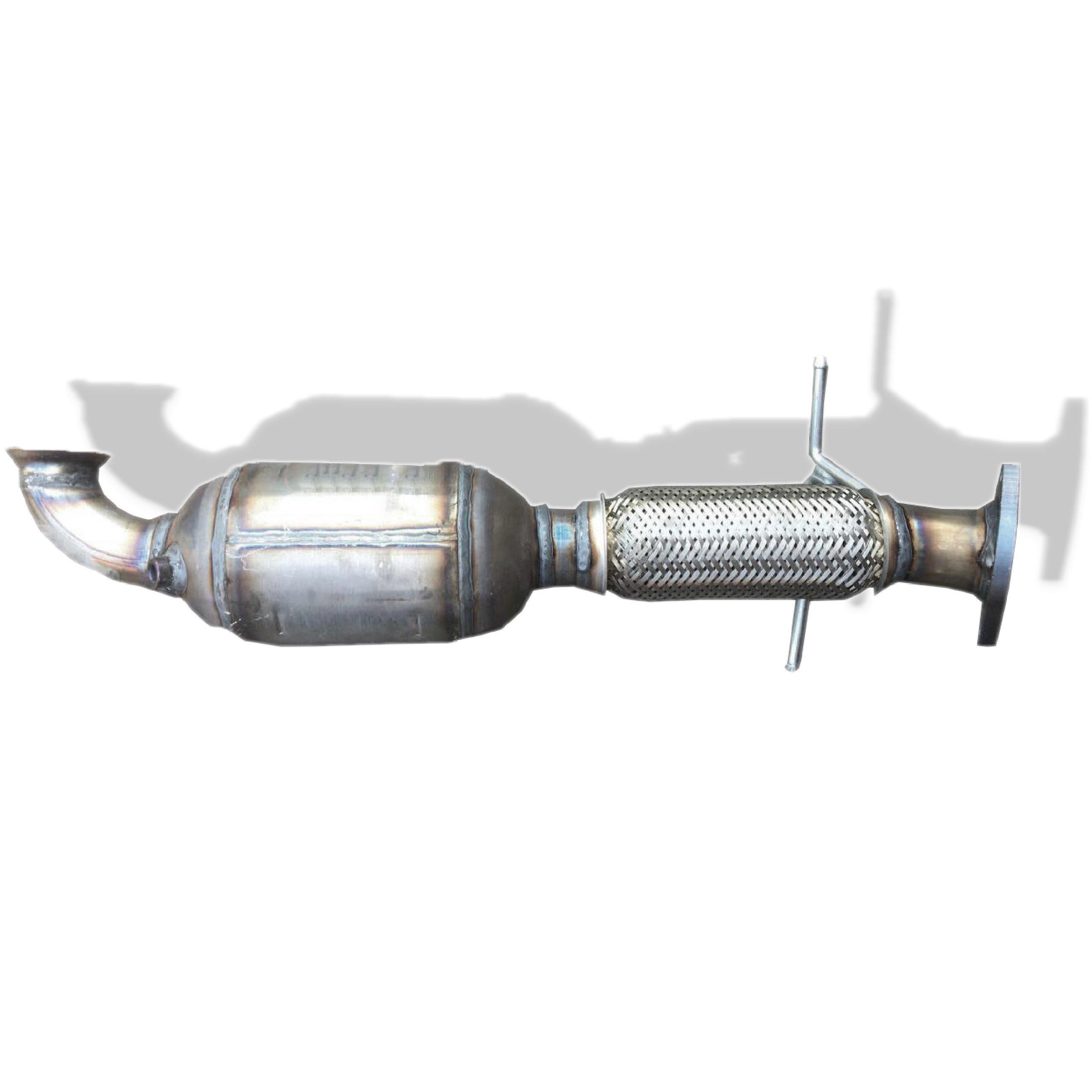 катализатор ford focus 20 tdci 2004-