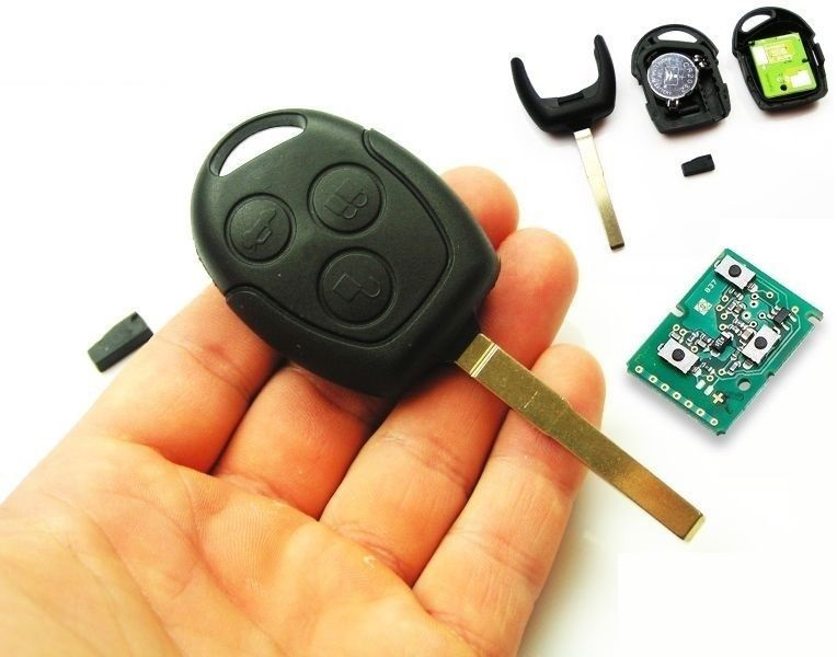 transponder uncut key blank for ford falcon xt 2008 2009 with 4D63 CHIP