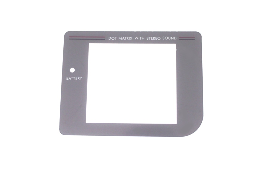 Item Quick protective screen console GB Classic [Grey]