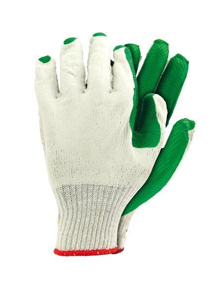 Ochranné rukavice. Pracovná materstvo uvádza 120