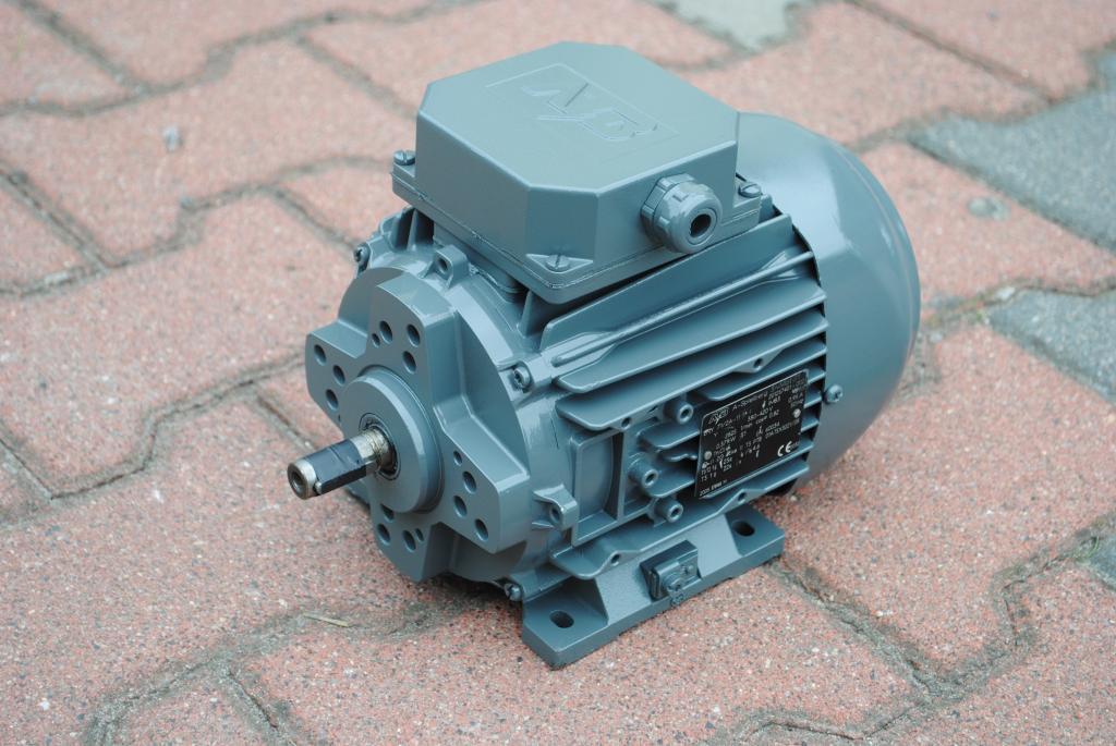Elektromotor 0,37kW. 2825BR./min. Ex