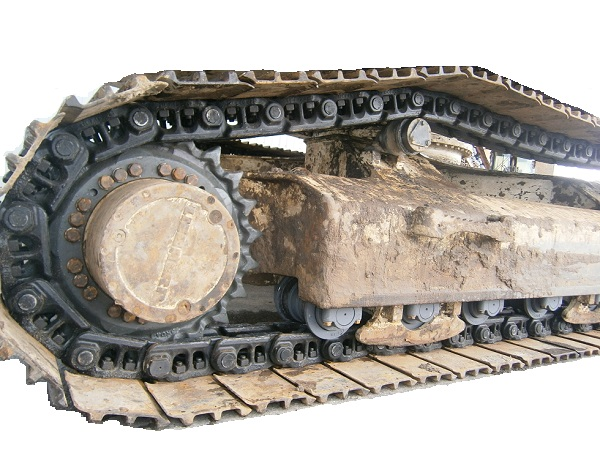 chain tracked chassis LIEBHERR R914 R924 934