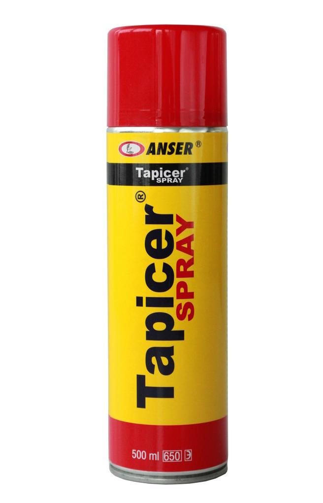 Lepidlo Tapeser Spray Aerosol 500 ml