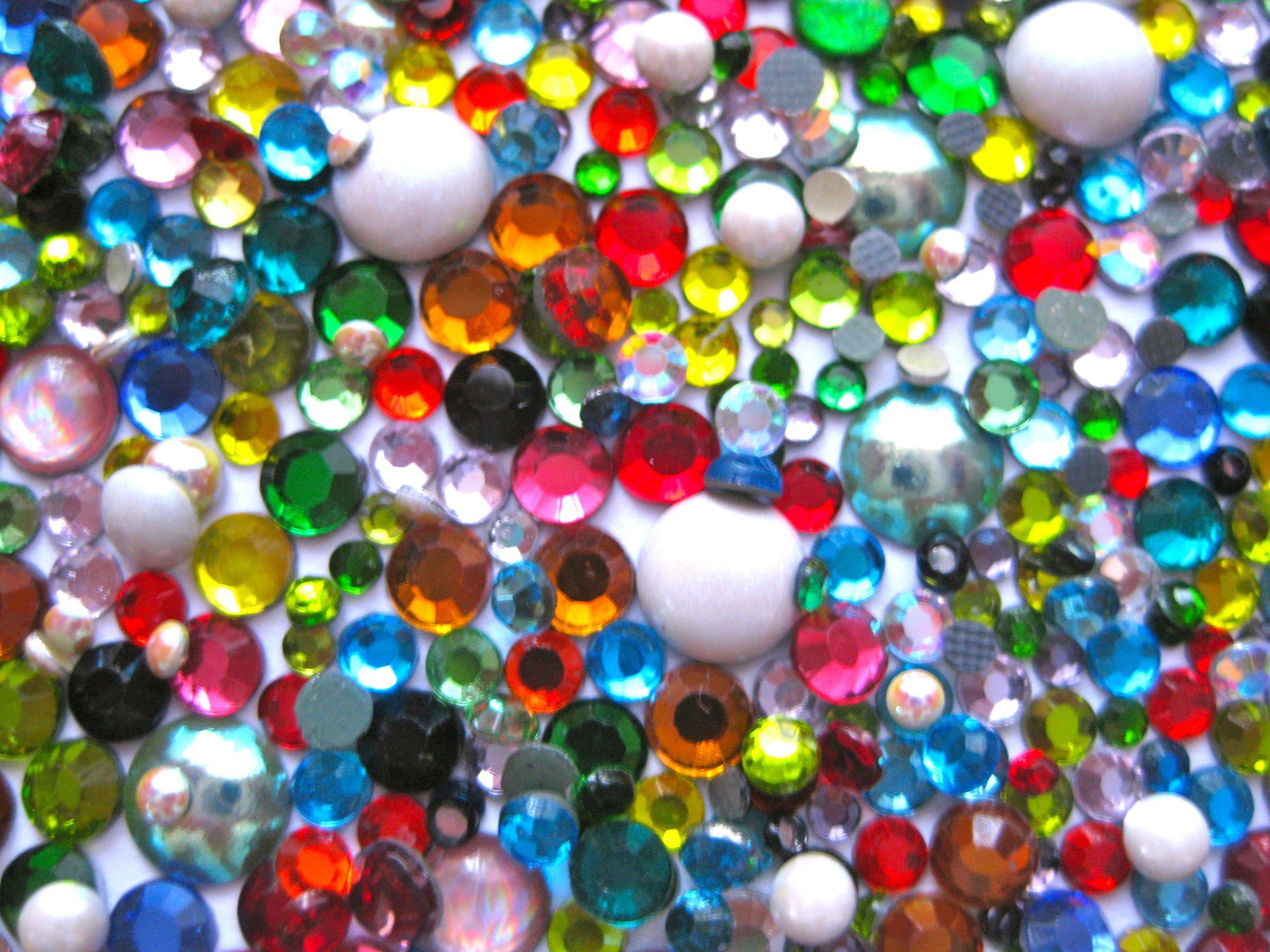 Termo trysky Semolly Mix 2,3,4,6 mm 1000 kusov
