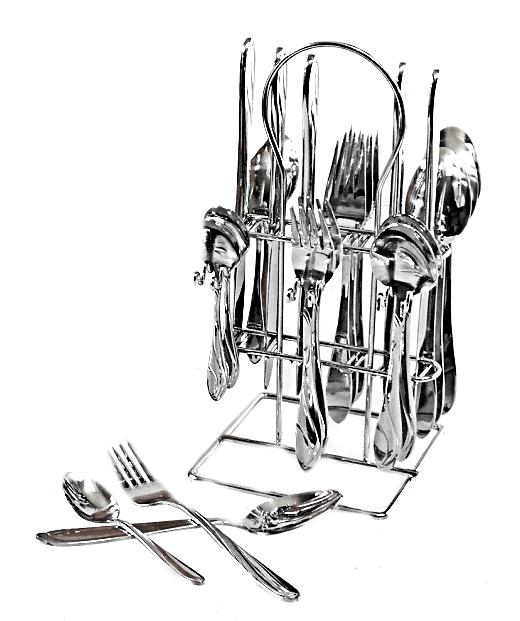 Nosný set Hanger + Forks + Shoons + Nože 3277