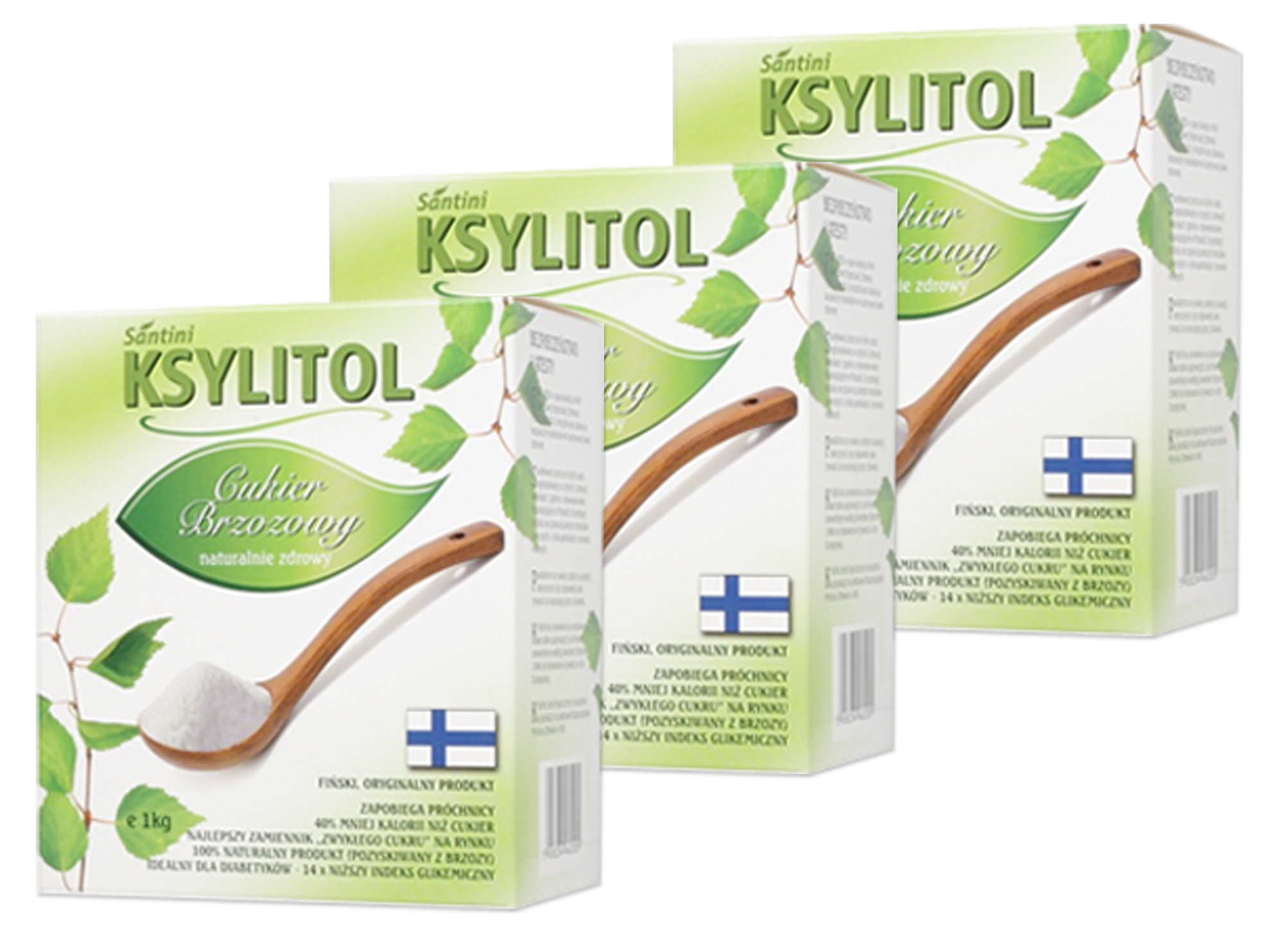 XYLITOL originálne fínske 3 kg 100% cukru rzeszów