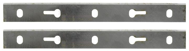 Súprava nožov pre hrúbky a slanáčky 209x22mm