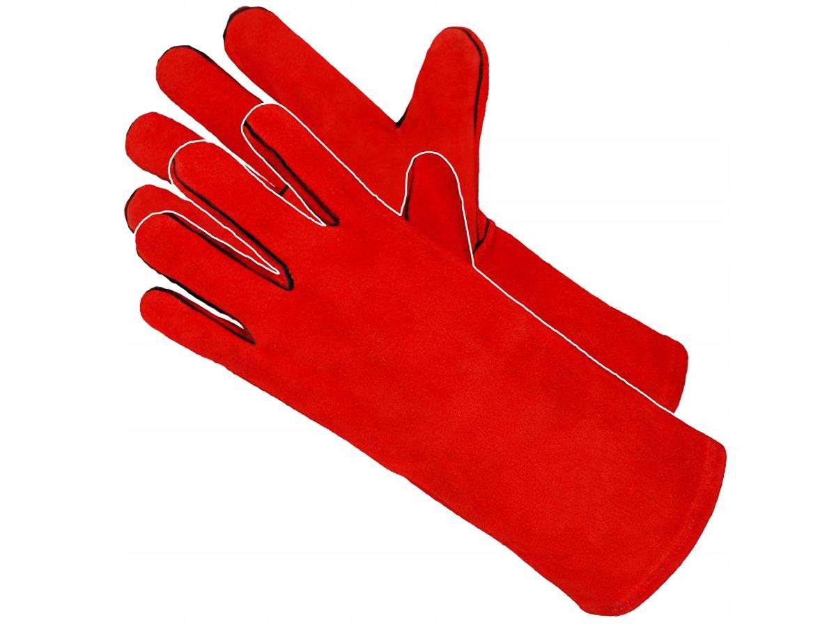 Rękawice spawalnicze skórzane WELDOGER do spawania