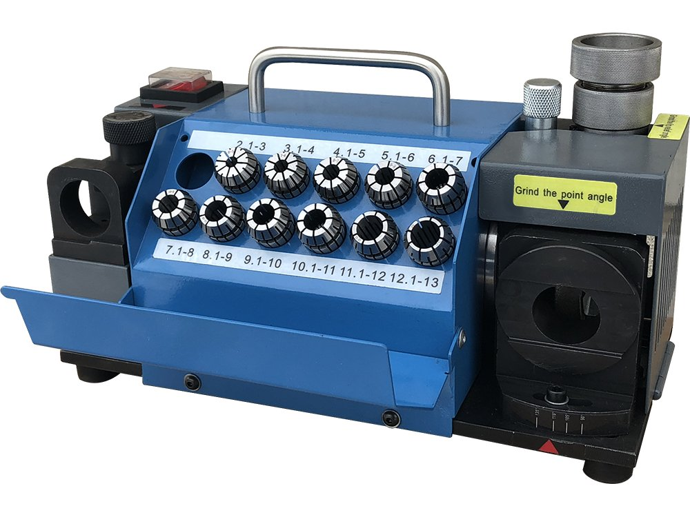 STILER HDS13 Заточно-точильные сверла 2-13 мм