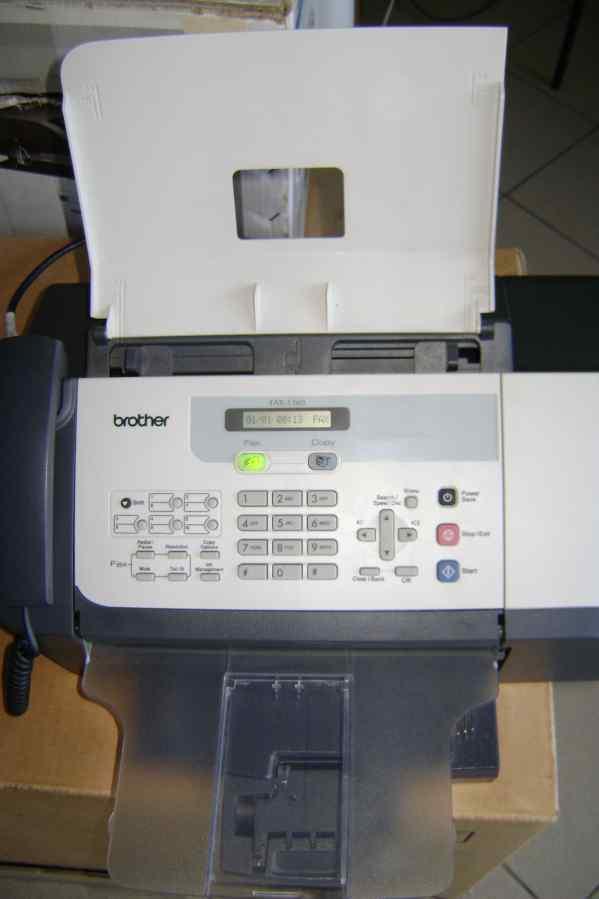 Купить Brother fax-1360 на Otpravka - цены и фото - доставка из Польши и стран Европы в Украину.