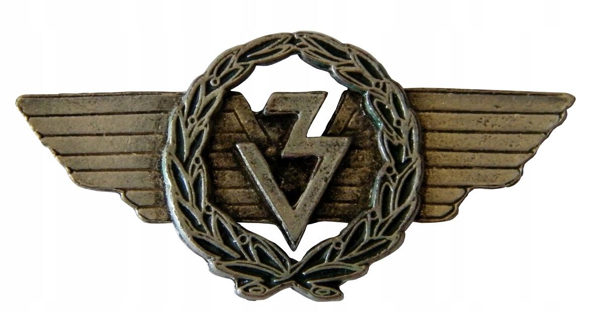 3 Letecký pluk v Poznan - odznak