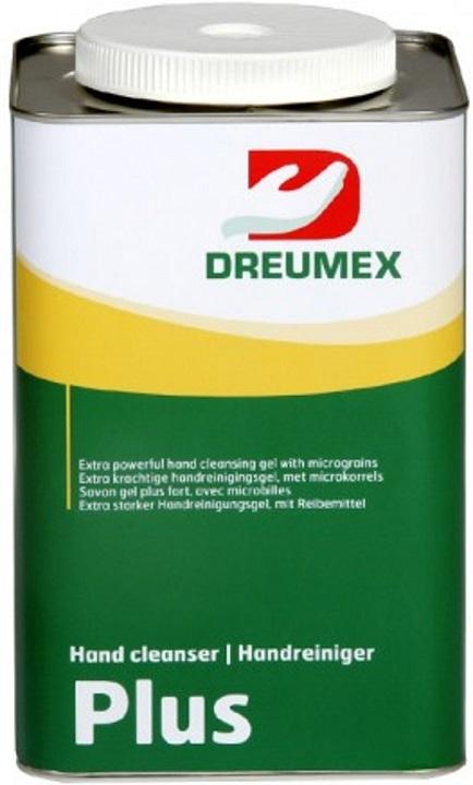 Dreumex plus čistenie gél - 4,5 l