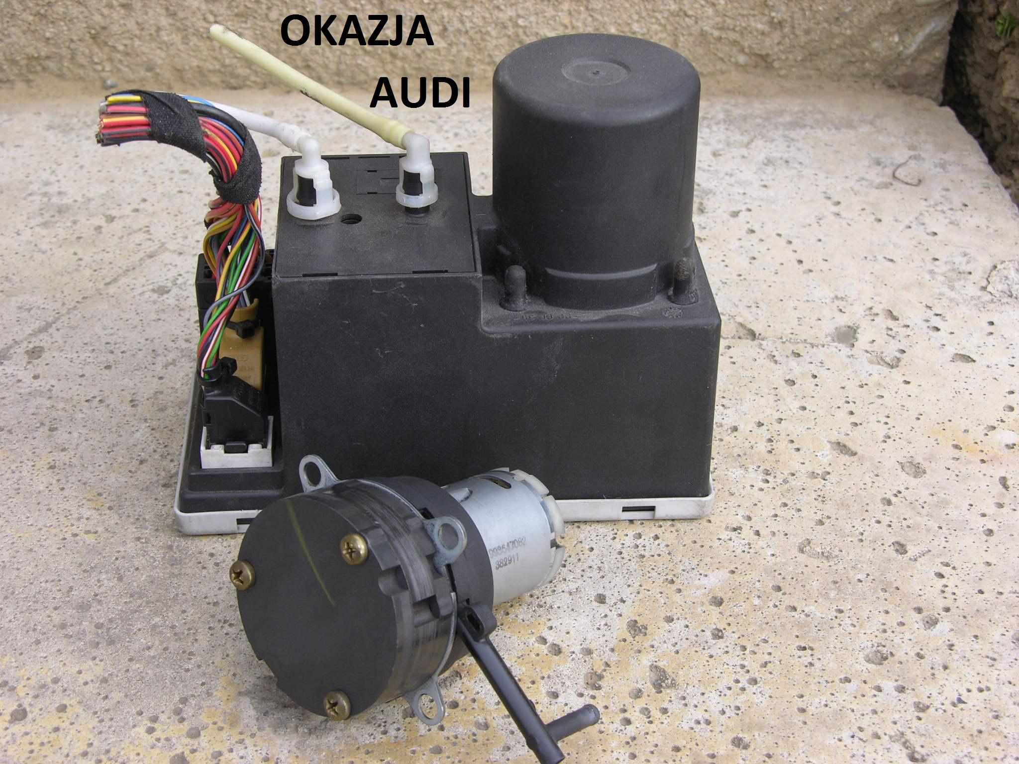 насос замка центральный audi a3 a4 a6 компрессор