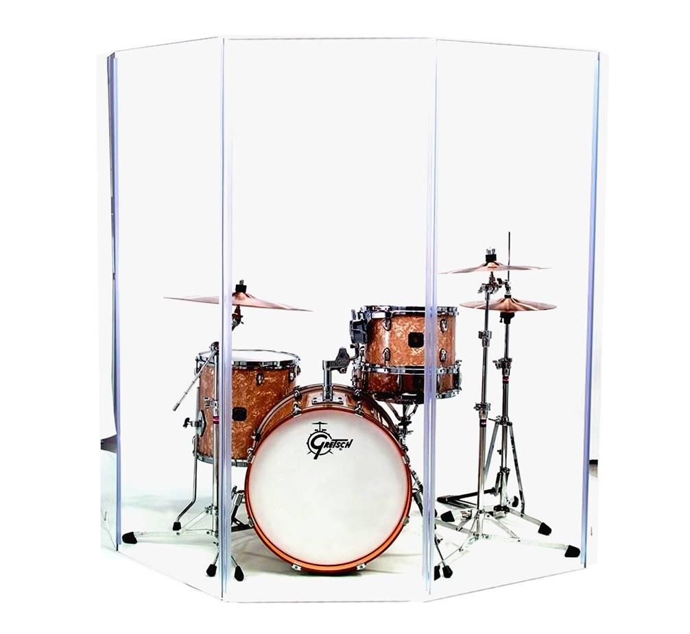 Akustické obrazovky z Plexigi Plexy 122 x 243 cm WAWA