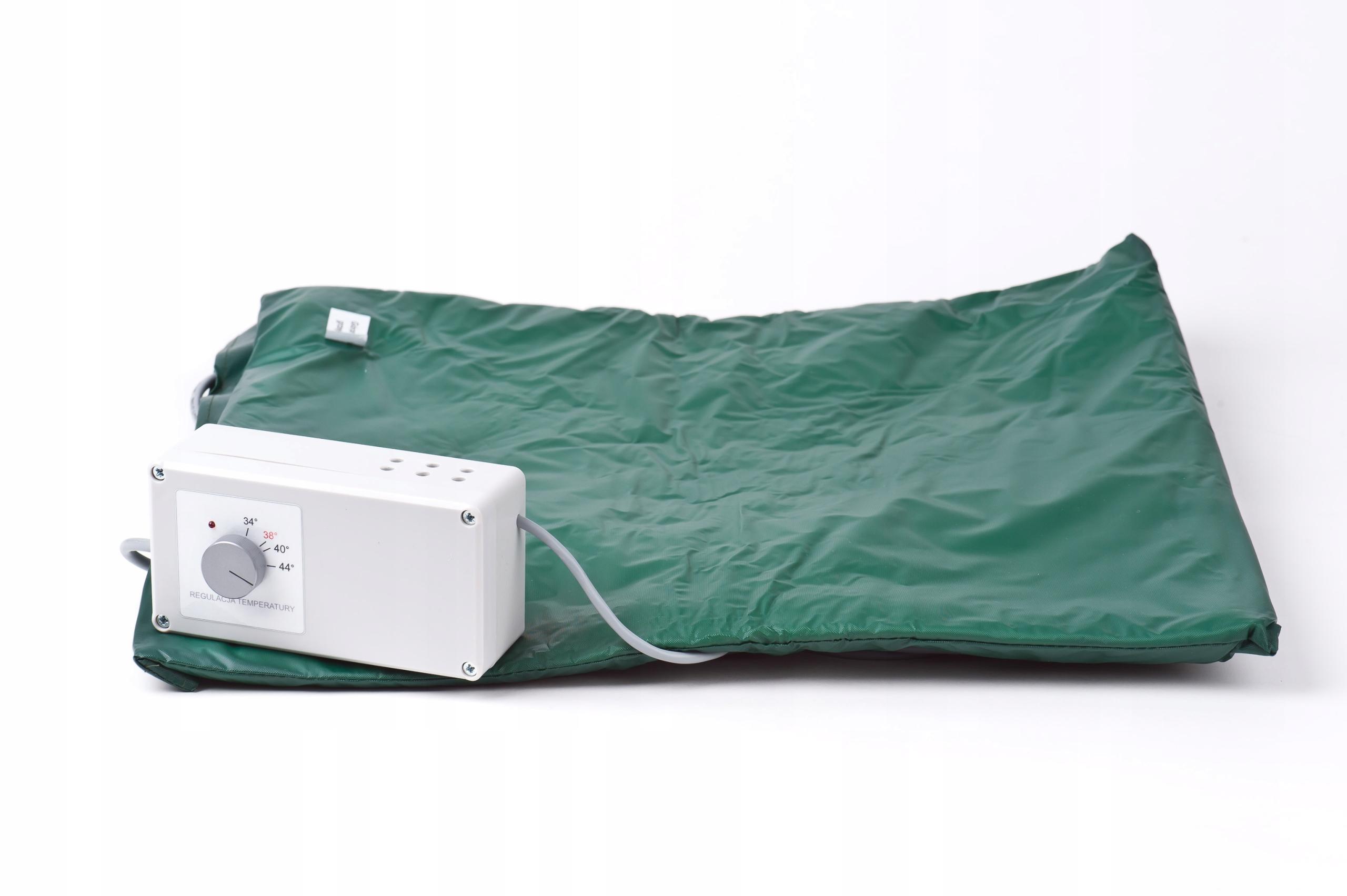 Мата нагревательная для животных с регулятором температуры
