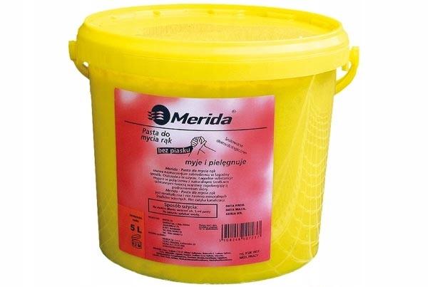 ЭФФЕКТИВНАЯ Паста для мытья рук BHP МЕРИДА 5Л