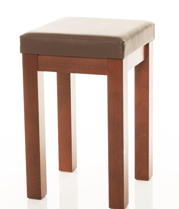 Купить Табурет Деревянный ERGO табурет мягкий сиденье на Eurozakup - цены и фото - доставка из Польши и стран Европы в Украину.