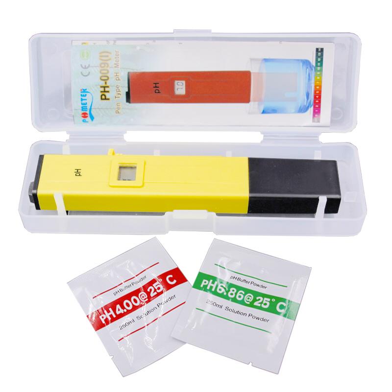 Рн-метр и Термометр pHX-Pen +аксессуары и буферы