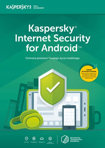 Item Kaspersky anti-virus for your smartphone with Android 1 year