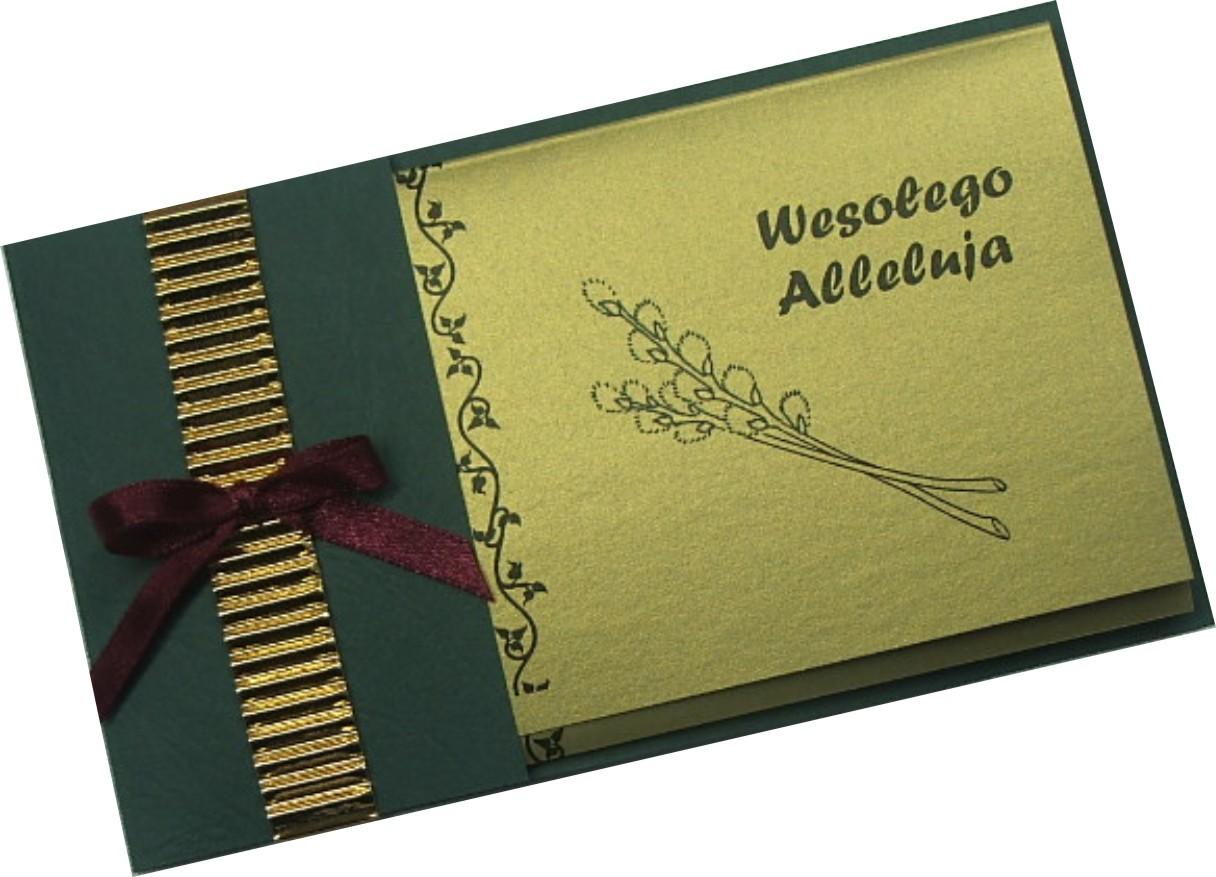 Magfajz - KW57 Vianočné karta Veľkonočné logo