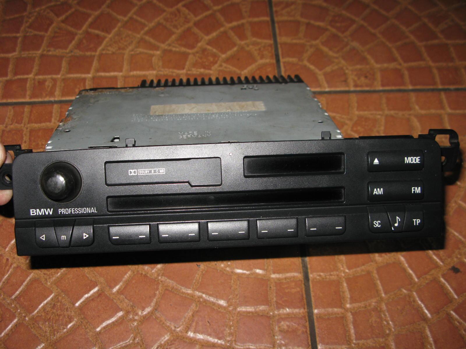 радио Becker Professional Bmw 3 E46 купить с доставкой из польши с