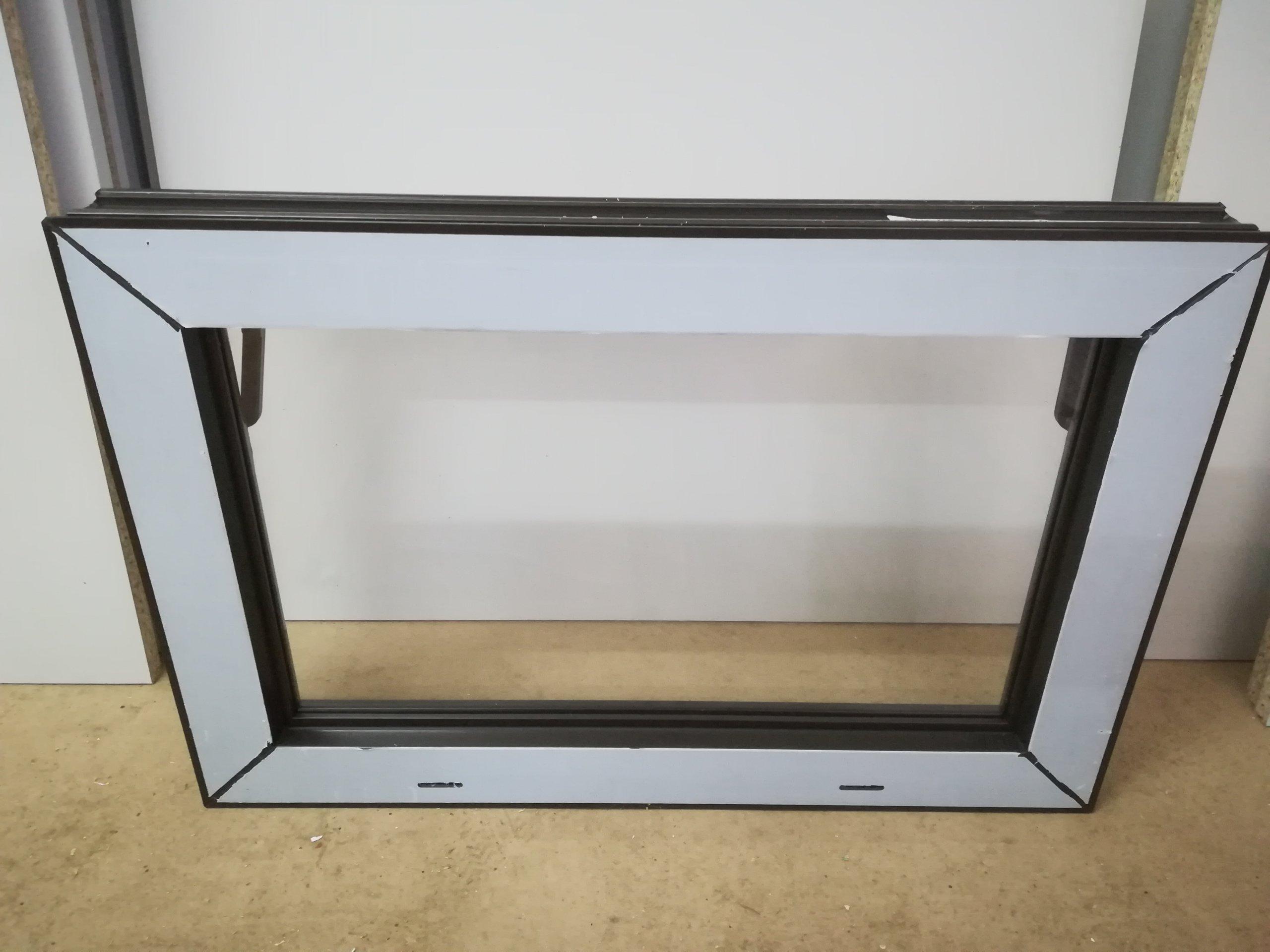 Zupełnie nowe Okno do altanki, piwniczki, garażu, 60 x 40 7265575427 - Allegro.pl OM99
