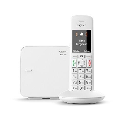 Беспроводной телефон Gigaset E370