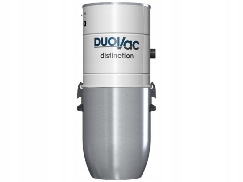 DUOVAC rozlišovanie centrálneho vysávača 25 GW.
