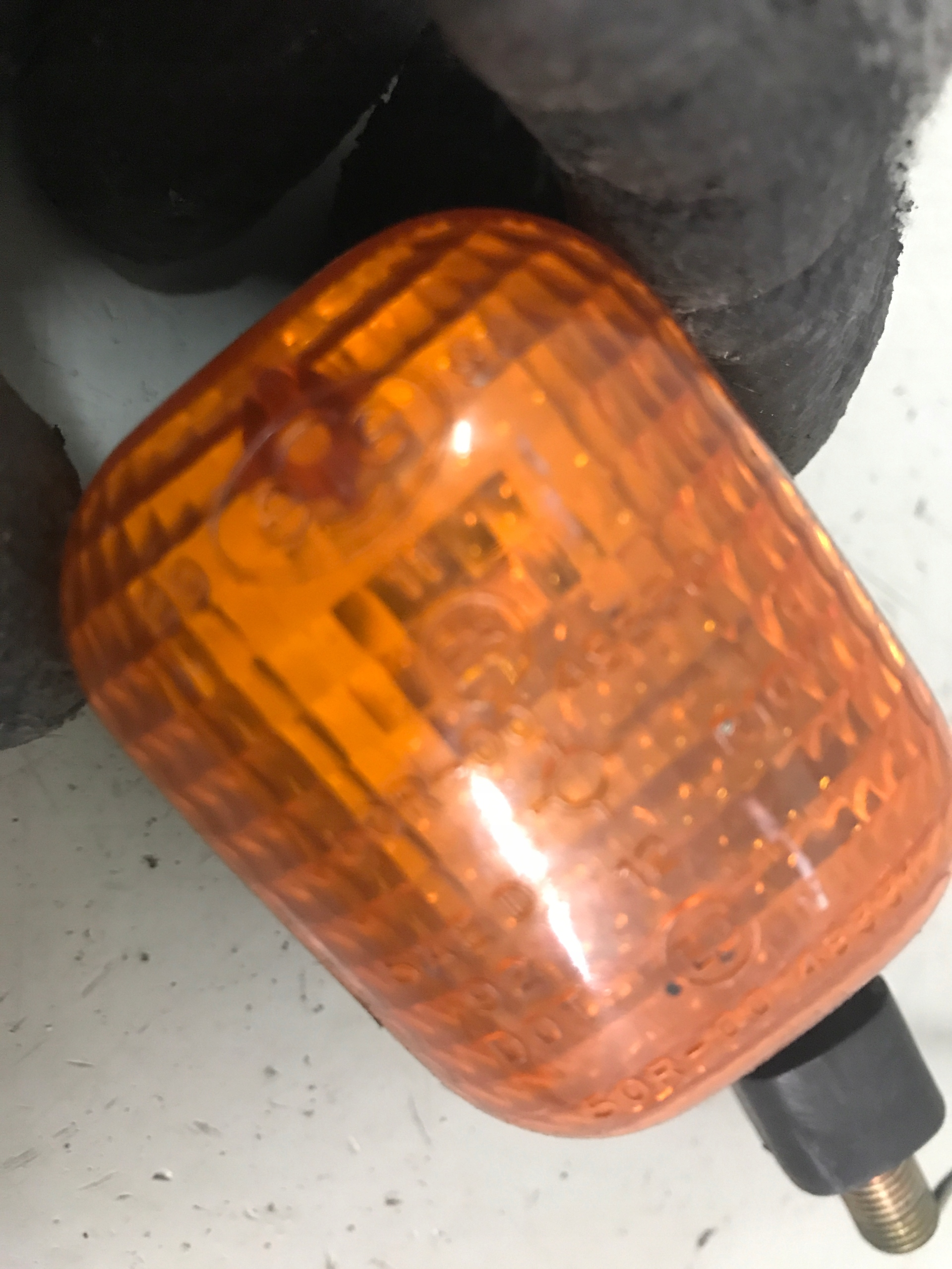 Picture of APRILIA RS 125 TURN SIGNAL TURN SIGNAL RIGHT 99-05