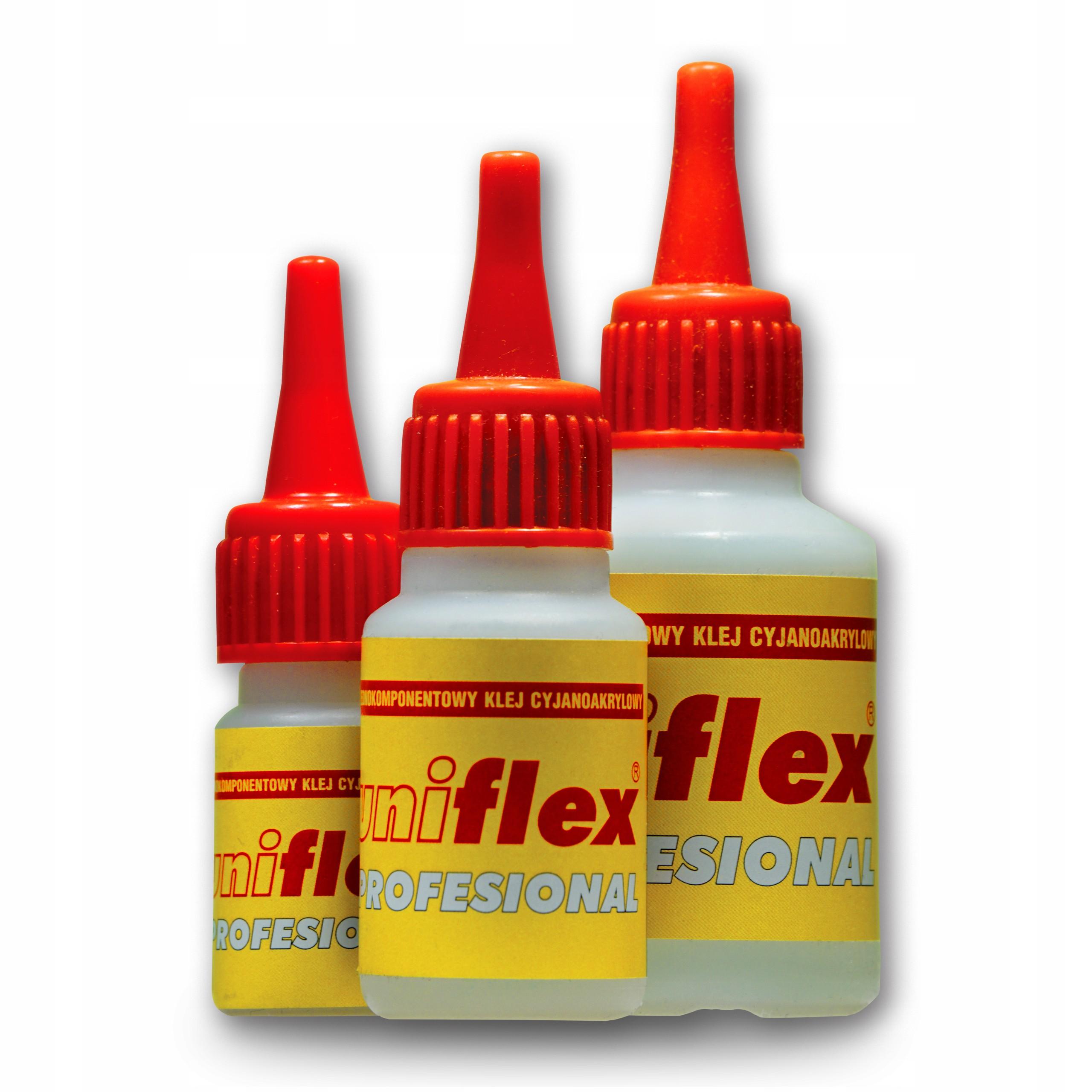 Uniflex PROFESIONAL - профессиональный клей - 20г