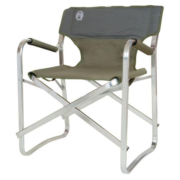 Cestovná stolička Coleman lehátku Zelená