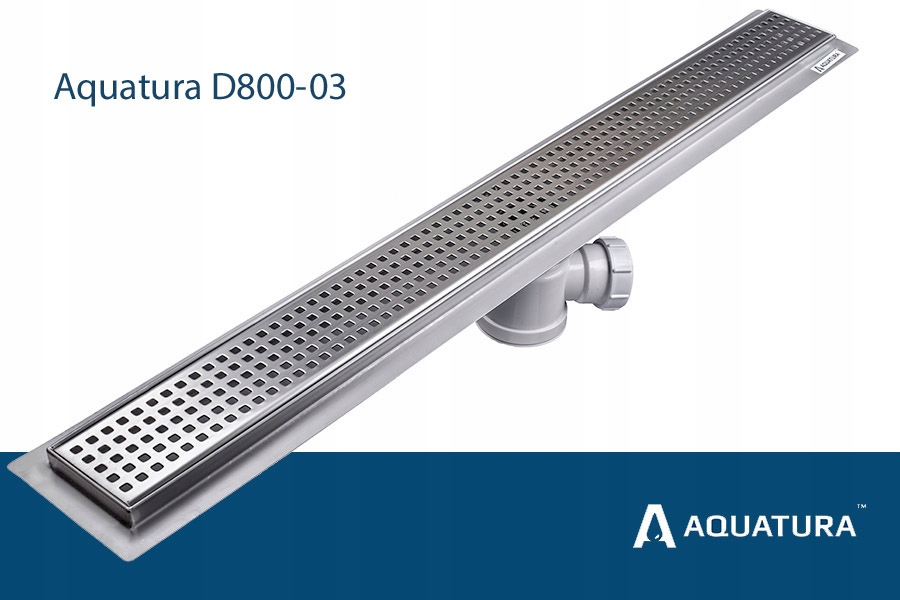 Odliv Dehydratácia sprchy Aquatura D-03