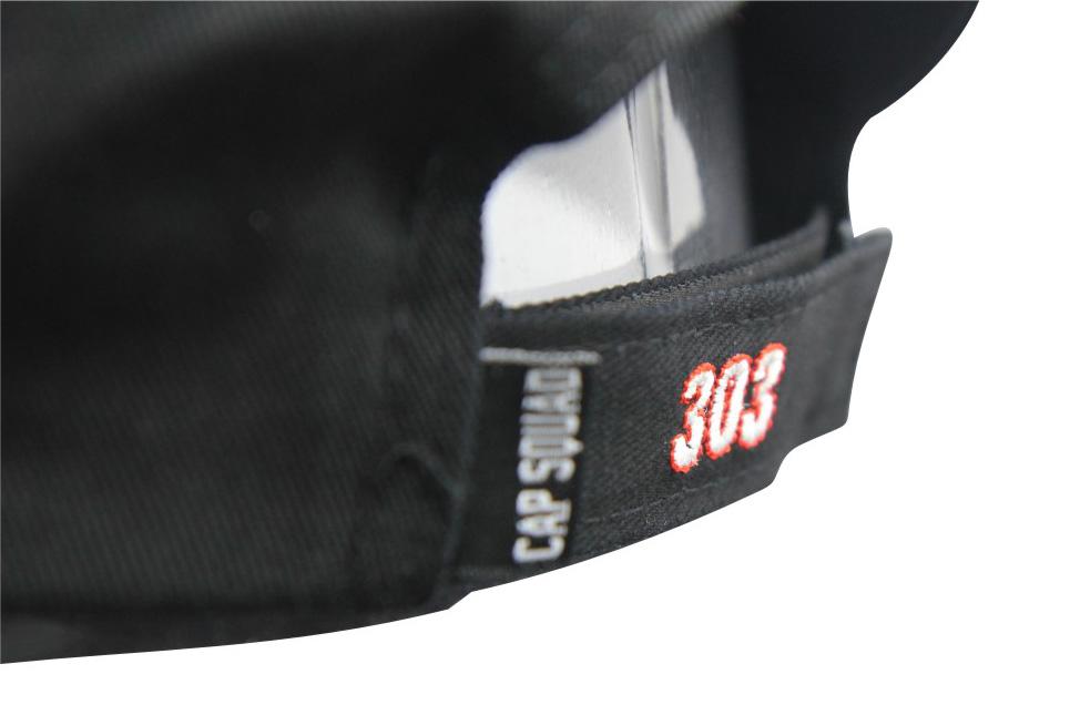 Купить DIVISION CAP 303 | Вышивка из 6 панелей. Чернить на Otpravka - цены и фото - доставка из Польши и стран Европы в Украину.