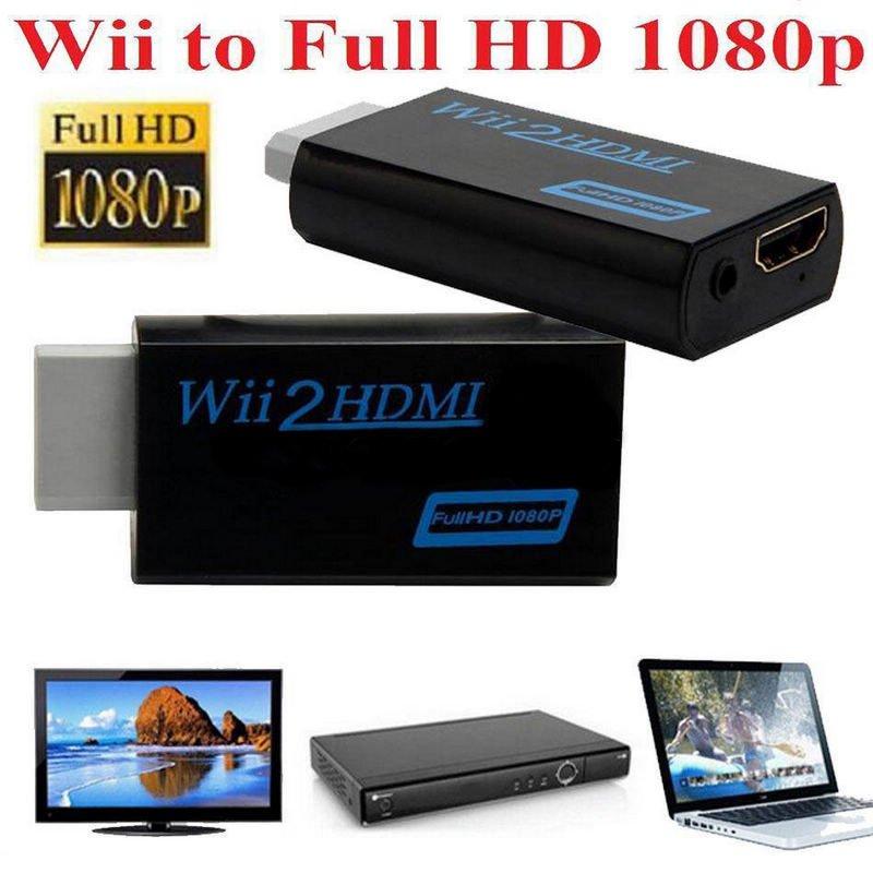 Купить Wii к HDMI конвертер адаптер на Otpravka - цены и фото - доставка из Польши и стран Европы в Украину.